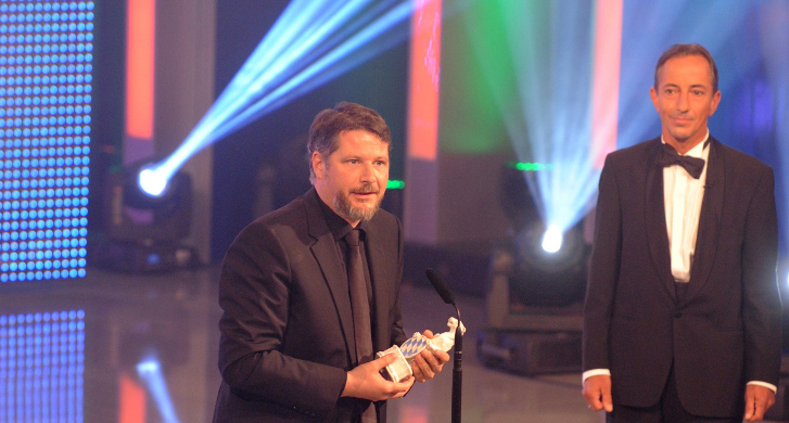 Bavarian Television Award for A DAY FOR A MIRACLE