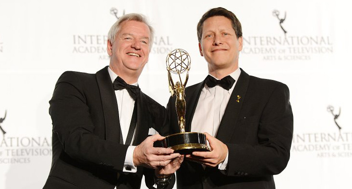INTERNATIONAL EMMY FOR A DAY FOR A MIRACLE